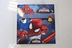 Majtki dziecięce Spiderman 730-952  _A12  (116-128)