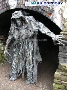 Creature costume (8ft) made for LARP