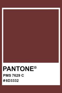 PANTONE 7629 C #pantone #color #PMS #hex