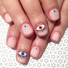 #nails #nailart #manicure #accent