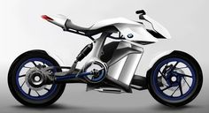 BMW Hydrogen motorcycle