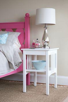 Colorful Coastal Bedroom | Maine Cottage