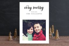 So Much Merry by Lizzy McGinn at minted.com