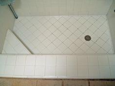 Roman Tub with Shower | 1978 Roman Tub/Shower Remodel