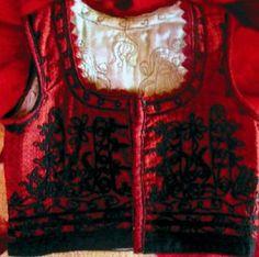 Erdélyi, Marosszéki mellény Folk Costume, Costumes, Textiles, Vest, Jacket, Traditional, Times, Dresses, Fashion