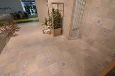 Arcana Tiles at Cevisama 2016 | Arcana Ceramica | #event #cevisama #inspiration #tiles Tile Floor, Tiles, Flooring, Texture, Crafts, Inspiration, Home, Room Tiles, Surface Finish