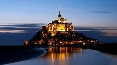 Mont-Saint-Michel - 100 schönsten Orte mit dem Wohnmobil