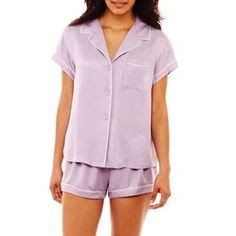 Cosmopolitan Short Pajamas