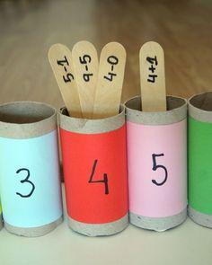 Descomposición de números - Aprendiendo matemáticas