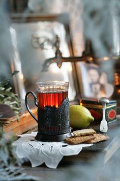 tea, russian style