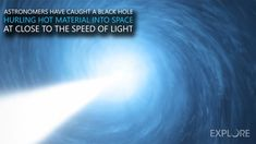 A Quick Look at a Black Hole Outburst Caught on Video Walk The Earth, Blown Away, Black Holes, Meteorology, Solar System, New Movies, Science And Technology, Nasa, Cool Kids