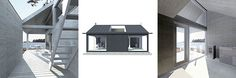 Sunhouse XS3 - triptych. Architect: Jarkko Könönen. Triptych, Nice, Outdoor Decor, House, Home Decor, Trendy Tree, Tri Fold Brochure, Decoration Home, Home