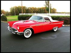 Cool Ford 2017: 1957 Ford Thunderbird 312 CI | Mecum Auctions  Virtual Car Show Check more at http://carsboard.pro/2017/2017/04/01/ford-2017-1957-ford-thunderbird-312-ci-mecum-auctions-virtual-car-show/