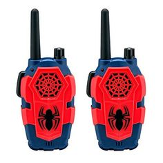 The kids will love this! Get the Marvel Spiderman Homecoming FRS Walkie Talkies for only $9.99 (reg $29.99!) My kids love playing for hours with their walkie-talkies!  Click the link below to get all of the details ► http://www.thecouponingcouple.com/marvel-spiderman-homecoming-frs-walkie-talkies/ #Coupons #Couponing #CouponCommunity  Visit us at http://www.thecouponingcouple.com for more great posts!