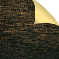 Black Cotton / Gold