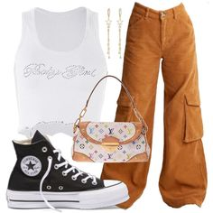 Indie Outfits, Teen Fashion Outfits, Edgy Outfits, Retro Outfits, Cute Casual Outfits, Fashion Tips, 2000s Fashion, Looks Vintage, Polyvore Outfits