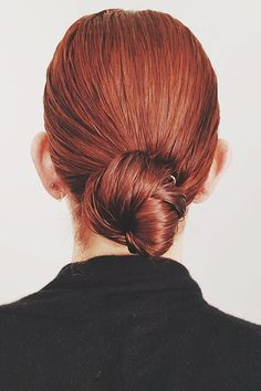 Most Stylish New Yorkers Messy Buns Love S And Hair Style - Bun hairstyle definition