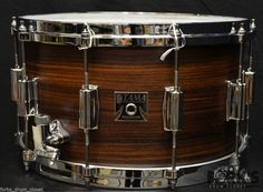 Tama 40th Anniversary 8x14 Limited Edition Rosewood Snare Drum