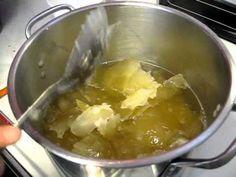 Making Liquid Bubble Bath Part 2 (Diluting your liquid soap)