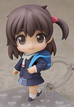 Ruuko Kominato Nendoroid Figure ~ selector infected WIXOSS $48.00 http://thingsfromjapan.net/ruuko-kominato-nendoroid-figure-selector-infected-wixoss/ #selector infected wixoss #Japanese anime figure #anime stuff