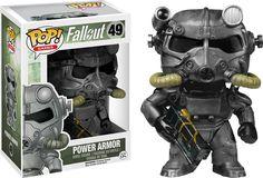 Funko - Fallout Power Armor Pop! Vinyl Figure - Multi, 5851