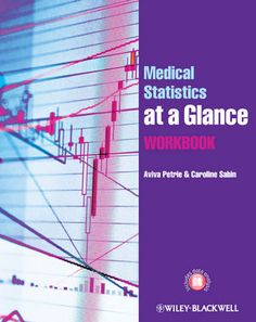 """Read """"Medical Statistics at a Glance Workbook"""" by Aviva Petrie available from Rakuten Kobo. This comprehensive workbook contains a variety of self-assessment methods that allow readers to test their statistical k. Ebooks Online, Free Books Online, Reading Online, Junior Doctor, Observational Study, Science Student, At A Glance, Self Assessment, Statistics"""