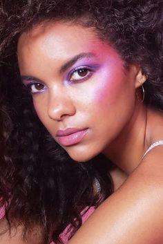 makeup trends that will blow your mind - # # .- Jahre Make-up Trends, die Sie umhauen werden – makeup trends that will blow your mind - Eye Makeup Glitter, Purple Makeup, Purple Eyeshadow, Eye Makeup Tips, Blush Makeup, Makeup Inspo, Makeup Inspiration, Beauty Makeup, Makeup Ideas