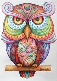 owl art - Google zoeken