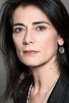 hiam abbass, an amazing Palestinian actress