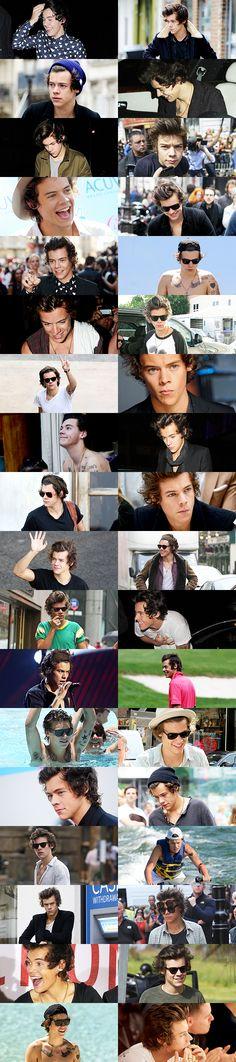 Harry Styles + 19