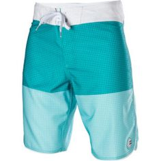 Billabong colorblock board shorts for men.
