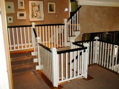 Matching Baby Gates For Stairs