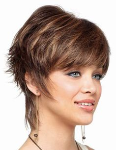 short wispy neckline haircuts a great topper hair piece designed to give more volume or