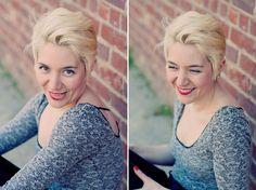 brooklyn playful headshot photography
