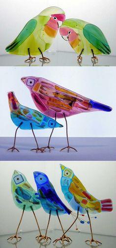 kiln-glass by Emma Butler-Cole Aiken