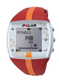 Polar FT7 Female Heart Rate Monitor Red/Orange ( ) 1 Watch  Product Label FT7 Heart Rate Monitor The FT7 heart rate monitor is an essential tool for those who want to lose weight and improve their fitness. Its easy-to-use Smart Coaching features such as EnergyPointer and Smart Calories will guide and motivate you so every workout counts.