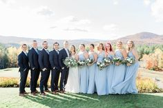 Boho Outdoor Fall Wedding | New Hampshire Weddings | Caitlin Page Photography | Fall Boho Greenhouse Wedding at Owl's Nest Resort Wedding Venue. Get more inspiration from this navy Wedding Dj, Fall Wedding, Wedding Venues, Bridesmaids, Bridesmaid Dresses, Wedding Dresses, Tent Reception, Greenhouse Wedding, Groomsmen Suits