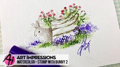 Watch Bonnie create a fallen stump with a sweet bunny peeking out! +++++ SUPPLIES +++++ • 4871 – WC Rustic Container Set —— https://goo.gl/C9H09L • 4874 – WC...