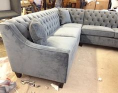 Monarch Sofas - Totally Custom traditional