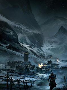 Leaving Masyaf - Characters & Art - Assassin's Creed: Revelations