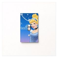 Check out Cinderella Light Switch Covers FREE SHIPPING on bowersgotyoucovered