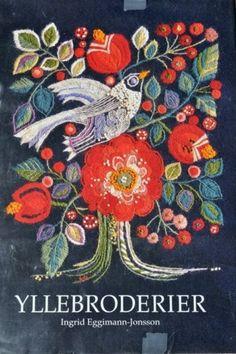Yllebroderier | http://nordic-aputsiaq.blogspot.com/2013/09/yllebroderier-wool-embroidery.html?m=1