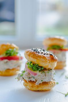 Seafood Appetizers, Appetizer Recipes, Snack Recipes, Tapas, Brunch, Good Food, Yummy Food, Xmas Food, Recipes From Heaven