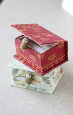 Decoupage, Diy And Crafts, Decorative Boxes, Packaging, Handmade, Hampers, Home Decor, Cartonnage, Homemade Home Decor