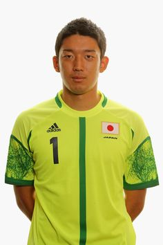 Shuichi Gonda - Japan Goalkeeper. Registered his 2nd clean sheet of the 2012 Olympics tournament vs Morocco to help Japan to the 1-0 win.