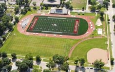 Coe College Football Field
