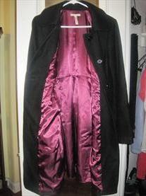 Sz. Large Maternity Wool Coat, Mom, $25.00