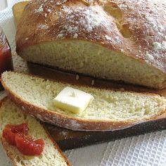 Polish Potato Bread Okragly Chleb Kartoflany