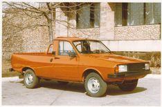 Dacia 1304 Pickup (Rumania)