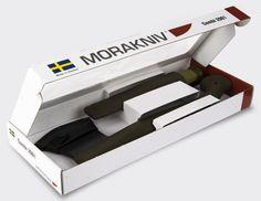 Morakniv Axe & Knife Outdoor Kit MG - Mora Olive Green